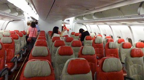 祝!LCCがハワイに就航!エアアジアX大阪→ホノルルD7001初便搭乗記
